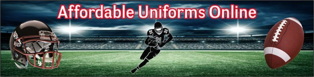 Custom Football Jerseys & Uniforms from AUO