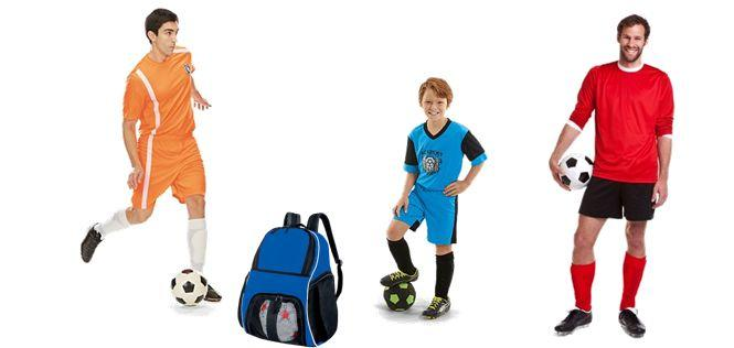 CUSTOM SOCCER UNIFORMS FROM AUO